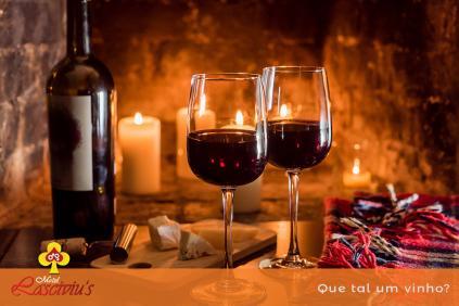 Que tal um vinho ?